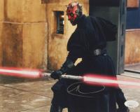 "Ray Park Signed ""Star Wars: The Phantom Menace"" 8x10 Photo (JSA Hologram) at PristineAuction.com"