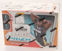 2019-20 Panini Prizm Basketball Blaster Box of (6) Packs at PristineAuction.com
