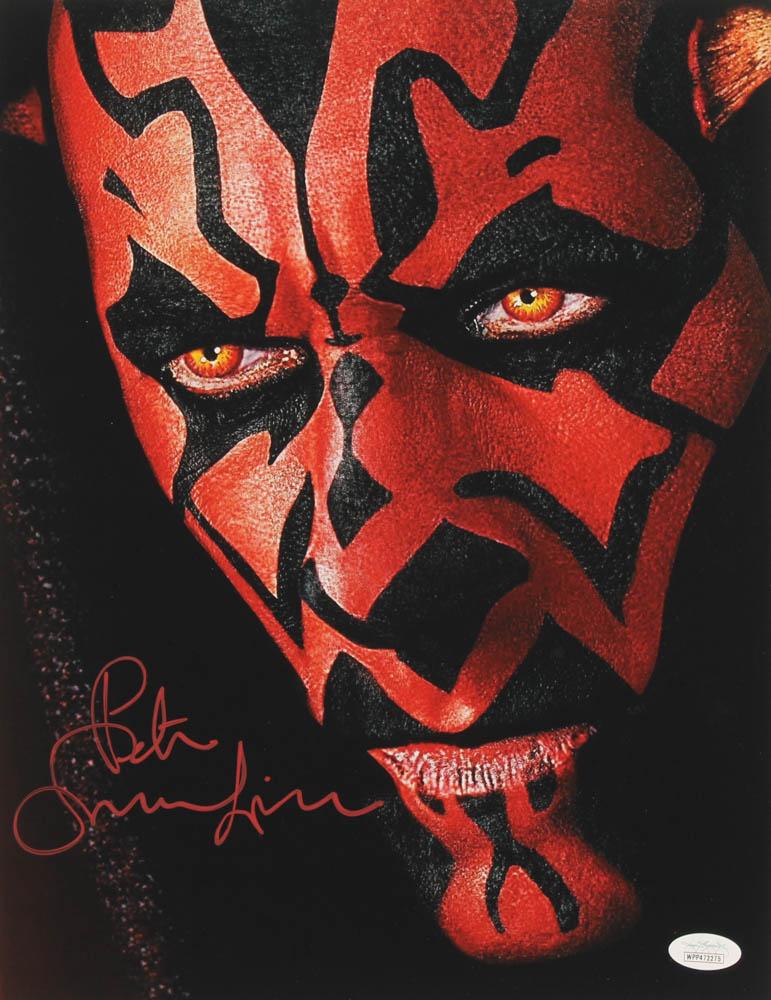 "Peter Serafinowicz Signed ""Star Wars"" 11x14 Photo (JSA Hologram) at PristineAuction.com"
