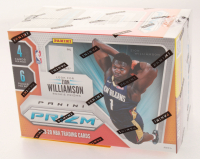 2019-20 Panini Prizm Basketball Blaster Box of (6) Packs at PristineAuction.com
