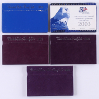 Lot of (5) United States Mint Proof Sets with 1983, 1984, 1985, 1993 & 2003 at PristineAuction.com