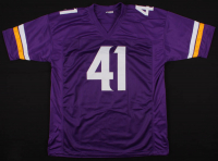 Anthony Harris Signed Jersey (TSE COA) at PristineAuction.com