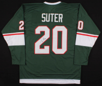 Ryan Suter Signed Jersey (TSE COA) at PristineAuction.com