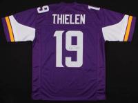 Adam Thielen Signed Jersey (TSE COA) at PristineAuction.com