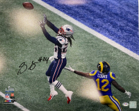 Stephon Gilmore Signed Patriots 16x20 Photo (PSA COA) at PristineAuction.com
