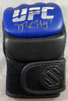"Brian Ortega Signed UFC Glove Inscribed ""T-City"" (PSA COA) at PristineAuction.com"