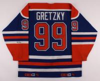 Wayne Gretzky Signed LE Oilers Jersey (JSA ALOA) at PristineAuction.com