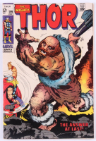 """1968 """"The Mighty Thor"""" #159 Marvel Comic Book at PristineAuction.com"""