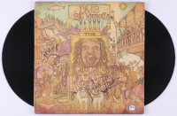 """Dave Matthews & Tim Reynolds Signed """"Big Whiskey & the GrooGrux King"""" Double Vinyl Record Album Cover Inscribed """"Peace"""" (PSA Hologram) at PristineAuction.com"""
