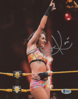 Dakota Kai Signed WWE 8x10 Photo (Beckett COA) at PristineAuction.com