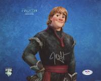 "Jonathan Groff Signed ""Frozen"" 8x10 Photo (PSA COA) at PristineAuction.com"