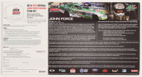 John Force Signed 8.5x11 Photo Card (JSA COA) at PristineAuction.com