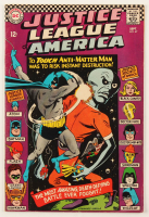 """1966 """"Justice League of America"""" Issue #47 DC Comic Book at PristineAuction.com"""