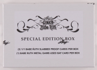 2019 Leaf Metal - Babe Ruth Special Edition Box - Factory Sealed at PristineAuction.com