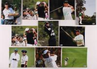 Lot of (10) Signed Golf 8x10 Photos with Adam Scott, Trevor Immelman, Shingo Katayama, Jose Maria Olazabal (Beckett COA) at PristineAuction.com