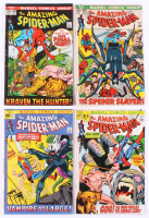 "Lot of (4) ""The Amazing Spider-Man"" Marvel Comic Books at PristineAuction.com"