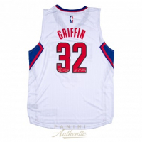 """Blake Griffin Signed Clippers LE Jersey Inscribed """"10-11 R.O.Y"""" (Panini COA) at PristineAuction.com"""