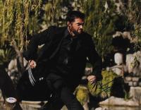 "Hugh Jackman Signed ""The Wolverine"" 11x14 Photo (PSA COA) at PristineAuction.com"