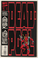 """1993 """"Dead-Pool"""" Issue #1 Marvel Comic Book at PristineAuction.com"""