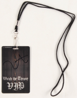 "Kanye West Signed ""Watch The Throne"" Concert Pass (JSA COA) at PristineAuction.com"
