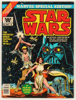 """1977 """"Marvel Special Edition: Star Wars"""" Issue #1 Comic Book at PristineAuction.com"""
