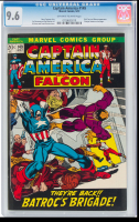 "1972 ""Captain America"" Issue #149 Marvel Comic Book (CGC 9.6) at PristineAuction.com"