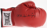 "Michael Spinks Signed Everlast Boxing Glove Inscribed ""Jinx"" (JSA COA) at PristineAuction.com"