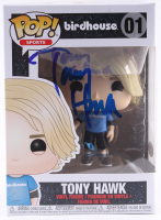 Tony Hawk Signed Birdhouse #01 Funko Pop! Vinyl Figure (PSA COA) at PristineAuction.com