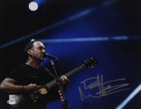 Dave Matthews Signed Dave Matthews Band 11x14 Photo (PSA COA) at PristineAuction.com