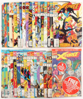 """Lot of (35) """"X-Force"""" Marvel Comic Books at PristineAuction.com"""