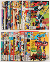 "Lot of (34) ""X-Force"" Marvel Comic Books at PristineAuction.com"