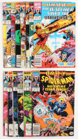 "Lot of (14) 1989 ""What If"" Marvel Comic Books at PristineAuction.com"