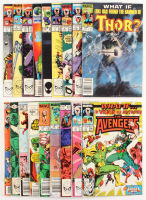 "Lot of (18)  ""What If"" Marvel Comic Books at PristineAuction.com"
