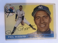 Cardboard Hits 1955 Topps Complete Set Mystery Box at PristineAuction.com