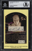 Babe Ruth Authentic/Signed Handwritten Relic! Sportscards.com Sealed Box – Beckett Authenticated at PristineAuction.com