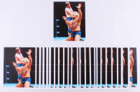 "Lot of (25) Greg ""The Hammer"" Valentine Signed 8x10 Photo (JSA ALOA) at PristineAuction.com"