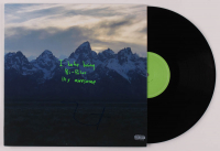 "Kanye West Signed ""Ye"" Vinyl Record Album Cover (PSA COA) at PristineAuction.com"