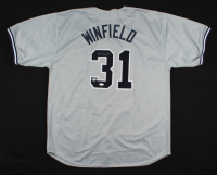 Dave Winfield Signed Jersey (Beckett COA & JSA Hologram) at PristineAuction.com