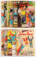 "Lot of (11) 1954 ""Superman's Pal: Jimmy Olsen"" DC Comic Books at PristineAuction.com"
