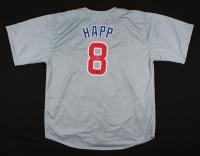 Ian Happ Signed Jersey (Leaf COA) at PristineAuction.com
