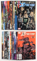"Lot of (30) 2005 ""X-Factor"" Marvel Comic Books at PristineAuction.com"