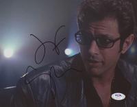 "Jeff Goldblum Signed ""Jurassic Park"" 8x10 Photo (PSA COA) at PristineAuction.com"