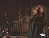 "Elizabeth Olsen Signed ""Avengers: Infinity War"" 8x10 Photo (PSA COA) at PristineAuction.com"