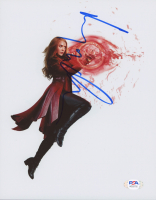"Elizabeth Olsen Signed ""Avengers"" 8x10 Photo (PSA COA) at PristineAuction.com"