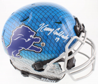 Kenny Golladay Signed Lions Full-Size Authentic On-Field Hydro-Dipped Vengeance Helmet (JSA COA) at PristineAuction.com
