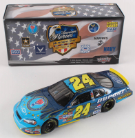 Jeff Gordon LE #24 DuPont / DOD Military / 2007 Monte Carlo SS 1:24 Scale Die Cast Car at PristineAuction.com