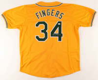 Rollie Fingers Signed Jersey (JSA COA) at PristineAuction.com