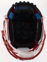 "Andre Rison Signed Falcons Full-Size Authentic On-Field Hydro Dipped F7 Helmet Inscribed ""Bad Moon"" (Beckett COA) at PristineAuction.com"