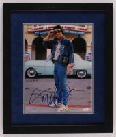 "Michael J. Fox  Signed ""Back to the Future"" 17x20 Custom Framed Photo (JSA Hologram) at PristineAuction.com"