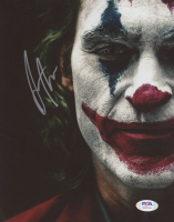 "Joaquin Phoenix Signed ""Joker"" 8x10 Photo (PSA COA) at PristineAuction.com"